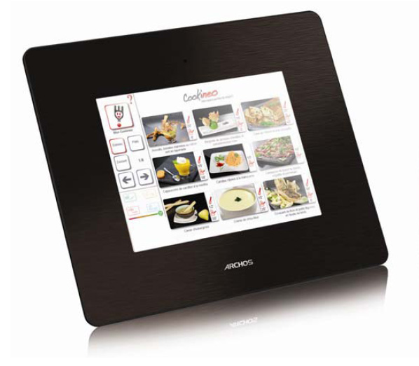 ARCHOS unveils two Home Android Tablets