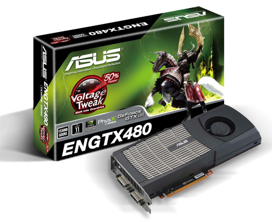 Asus ENGTX480
