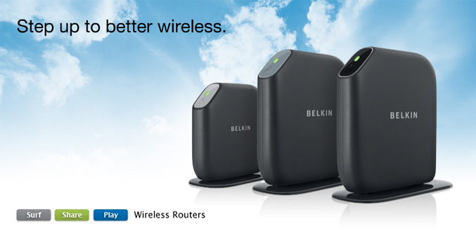 Belkin Wireless