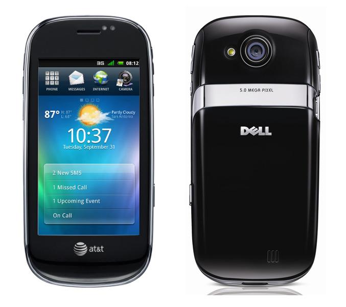 Dell Aero Smartphone