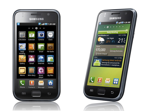 Galaxy S (GT-I9000)