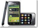 Samsung Galaxy S (GT-I9000) Android 2.1 powered smartphone