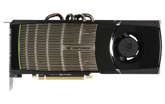 Nvidia GeForce GTX480