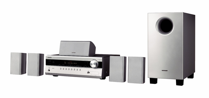 Onkyo HT-S5305 – 5.1-channel Home Cinema Receiver/Speaker Package