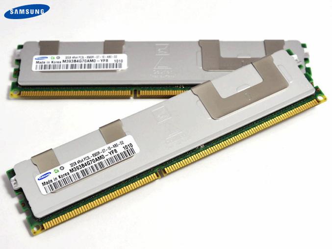 Samsung 40nm-class 32GB DDR3