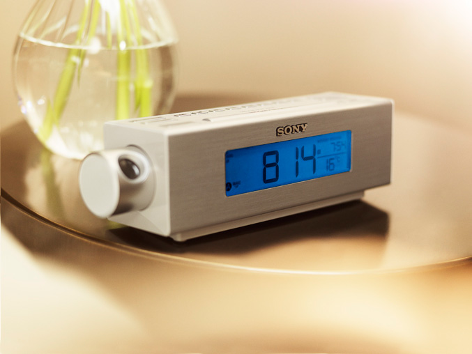 Sony ICF-C717PJ clock radio