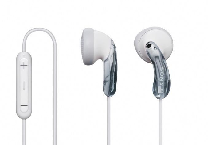 Sony MDR-E10iP Gray