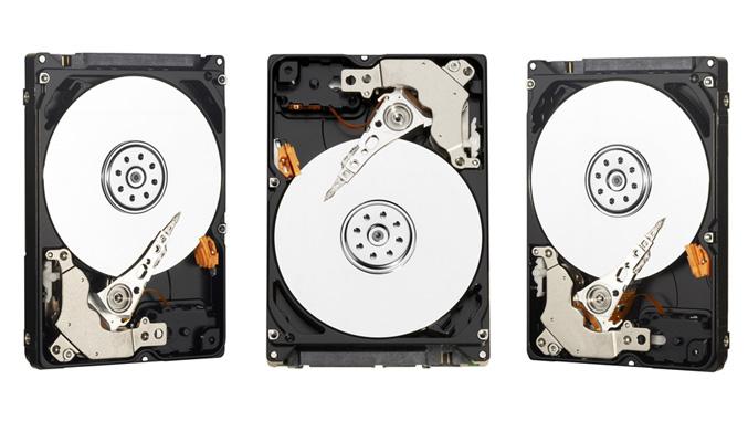 WD AV-25 hard drive