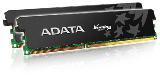 A-data XPG Gaming Series DDR3-1600G 8GB dual channel kit