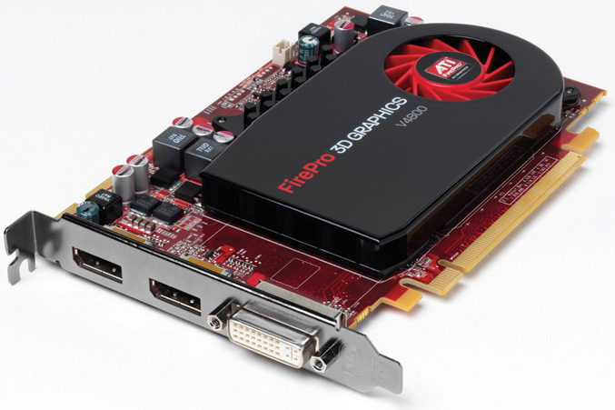 ATI FirePro V4800