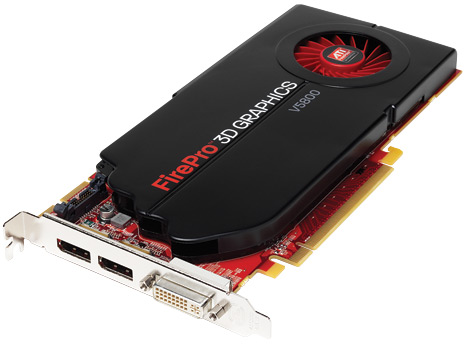 AMD announced New ATI FirePro Professional Graphics