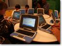 Intel Convertible Classmate PC - on each kid's desk