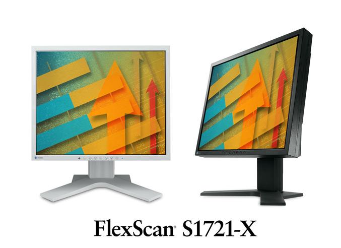 FlexScan S1721-X