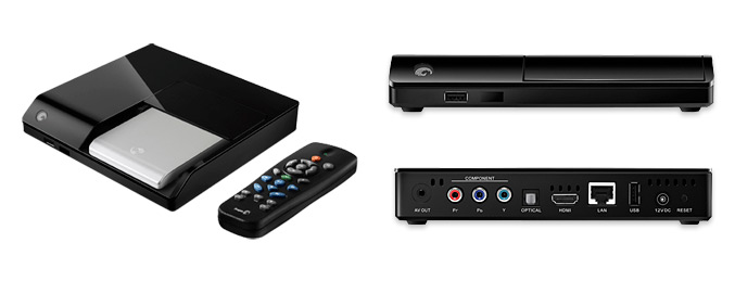 Seagate FreeAgent Theater+ HD media player gets streaming capabilities