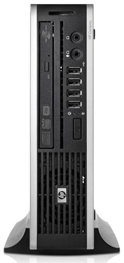 HP Compaq 6005 Pro Ultra Slim desktop PC