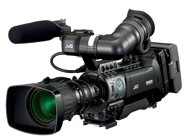 JVC GY-HM790 ProHD camcorder