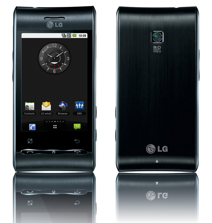 LG Optimus (LG GT540)