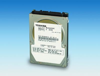 Toshiba MK2060GSC HDD