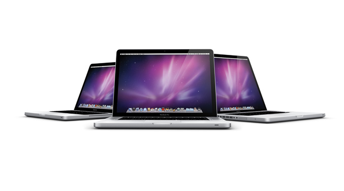 Apple updates MacBook Pro family with new processor and graphic cards