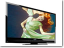 Mitsubishi's Unisen Immersive Sound LED TV 2010 line-up