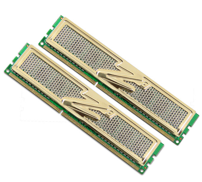OCZ Gold Series DDR3