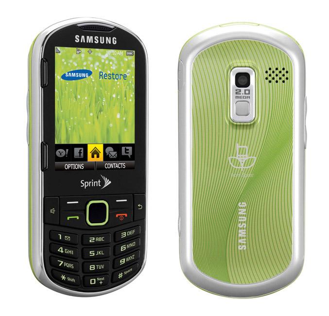 Samsung Restore (SPH-M570)