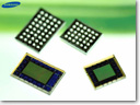 Samsung new HD CMOS image sensors for Webcams