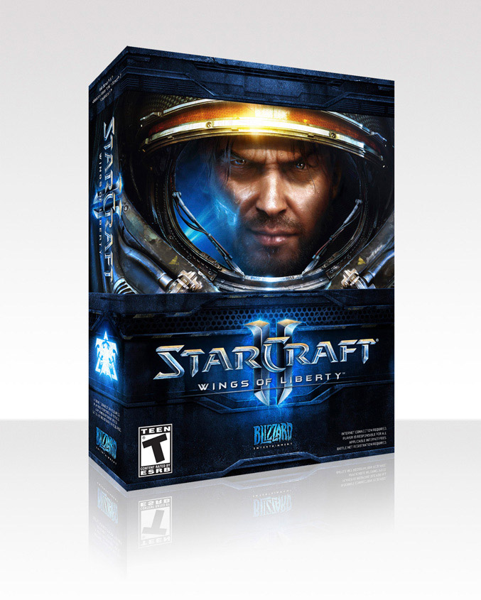 StarCraft II- Wings of Liberty Collector's Edition