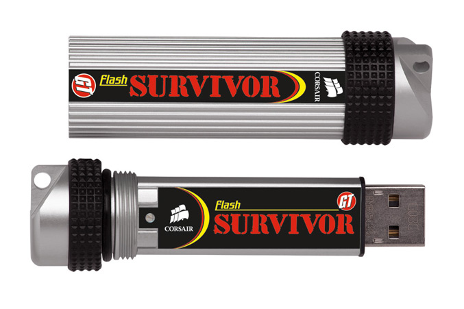 Survivor GTR USB flash drive