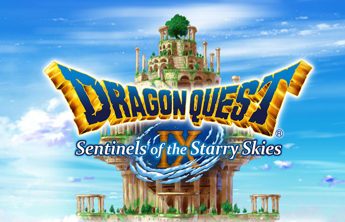 Dragon Quest IX to Arrive On The 11th of July for DS