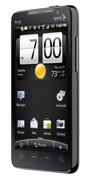 HTC EVO 4G available June 4 from Sprint