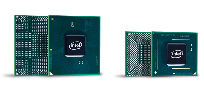 Intel Series 5 Standard and small Form Factor Chipset