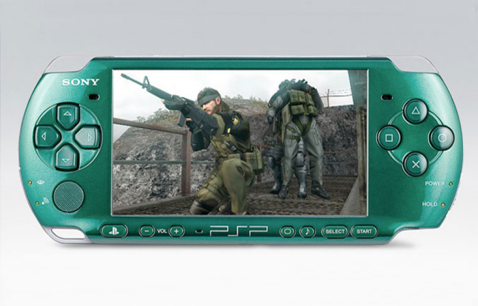 Limited-Edition Metal Gear Solid: Peace Walker Sony PlayStation Portable Pack