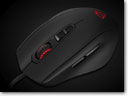 Ergonomically Designed LED-Optical Gaming Mouse by Mionix
