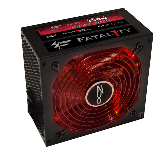 OCZ Fatal1ty 750 Watt power supply