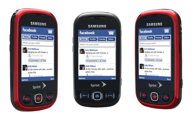 Samsung Seek (SPH-m350)