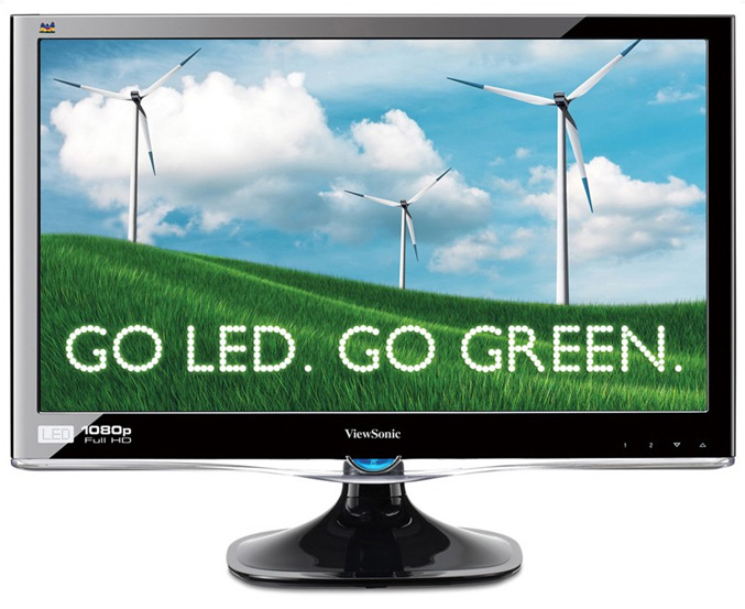 ViewSonic intros VX2250wm-LED LCD monitor
