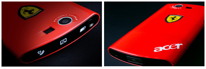 Liquid e Ferrari Special Edition
