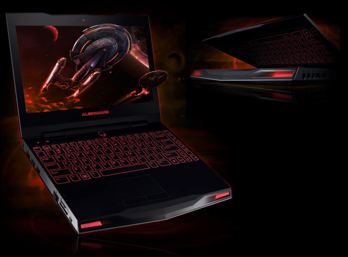Alienware M11x gets CPU upgrade and NVIDIA Optimus