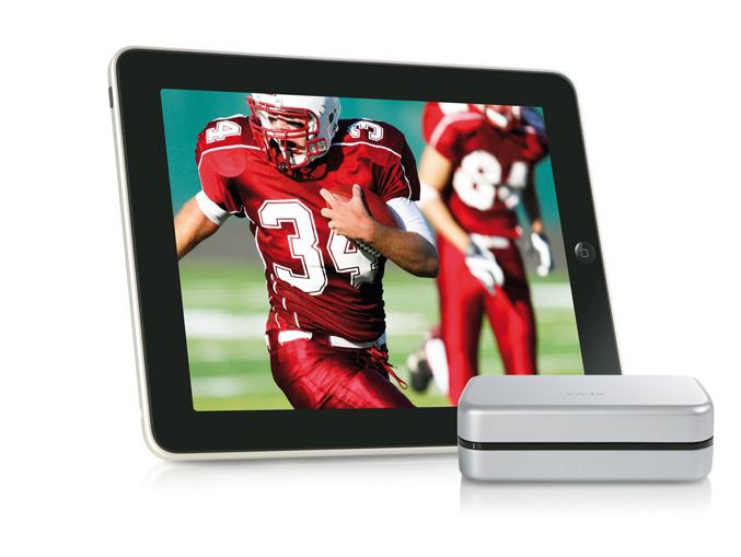 EyeTV HD iPad