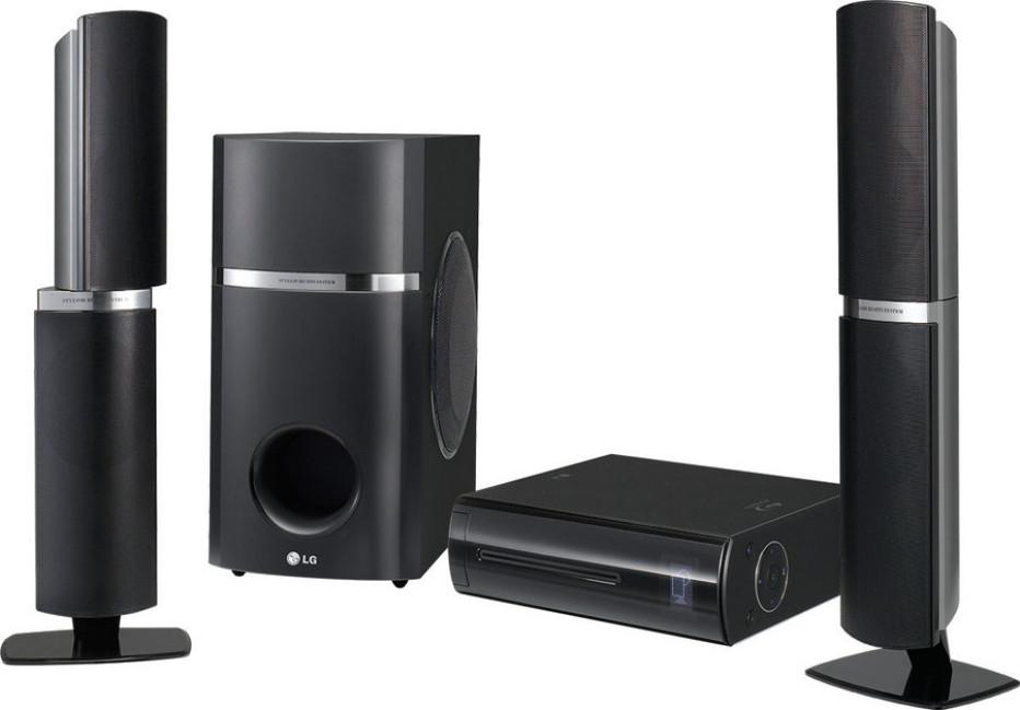 LG Debuts The HB45E Home Cinema