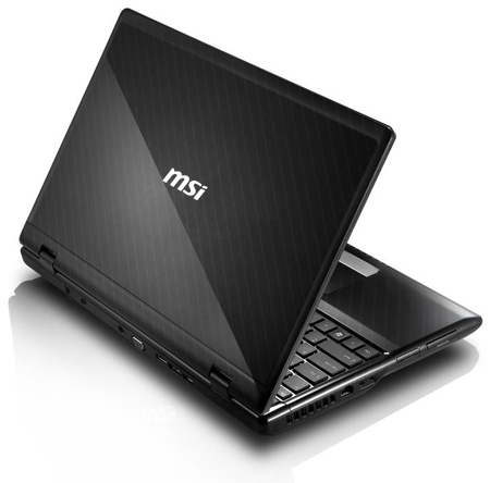 MSI adds CR630 AMD-powered Classic notebook