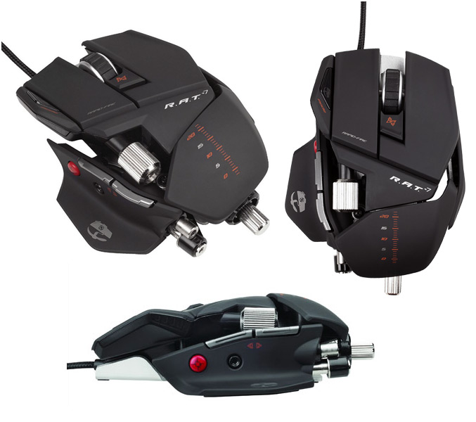 Madcatz R.A.T 7 gaming Mouse