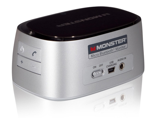 Monster iClarityHD Precision Micro Bluetooth Speaker 100