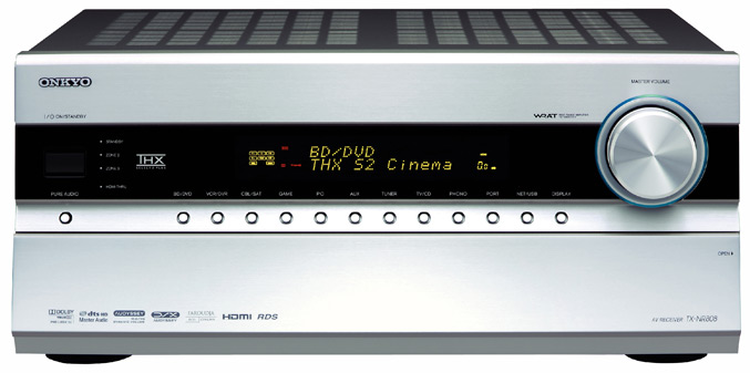 Onkyo launches three new 3D and iPod compatible Network Receivers