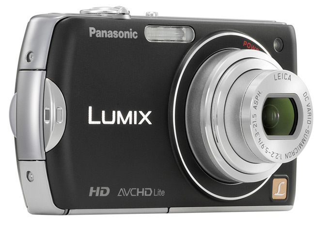 Panasonic announces LUMIX DMC-FX75 wide-angle F2.2 lens