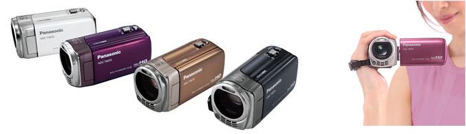 Panasonic HDC-tm35Camcorder