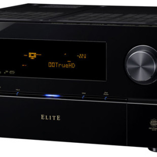 Pioneer's New Elite A/V receivers 3D-Ready Models