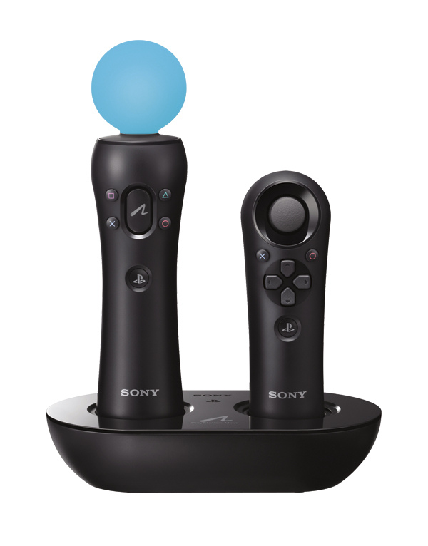 Playstation MOVE Motion Controller available Worldwide This september, prices
