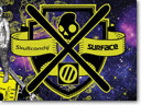 Surface Skis Collaboration With Skullcandy